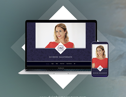 The Launch of Deirdre Masterson's New Online Presence